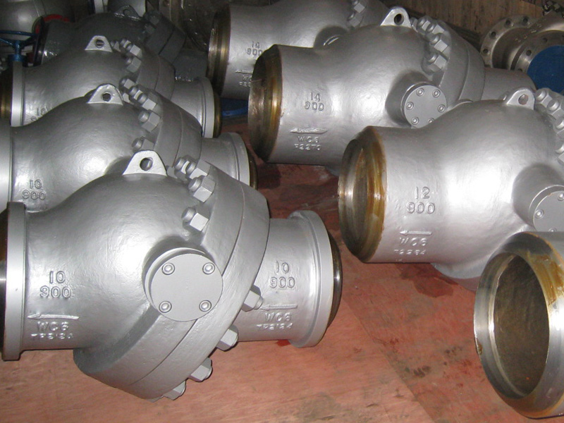 Bolted Cover Tilt Disc Check Valve - China Check Valve Manufacturer