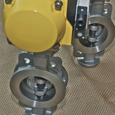 Wafer High Performance Butterfly Valve