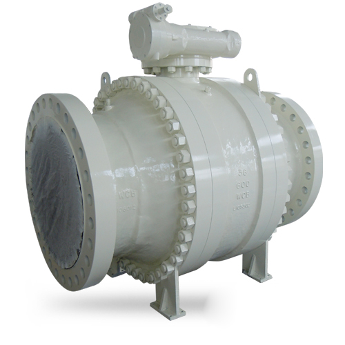 Trunnion Mounted Ball Valve,36x30 Inch CL600 RF WCB