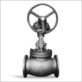 Carbon Steel Globe Valve, API 598, 10 Inch, 150#