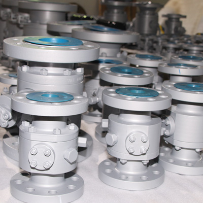 Carbon Steel Flanged Ball Valve, A105N, Class 150, 2 Inch, BS 5351