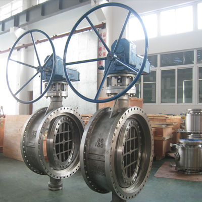 Flange Concentric Butterfly Valve